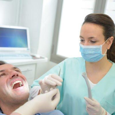 Tannpleierbesøk